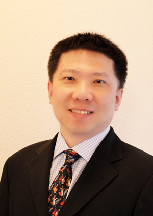 meet dr robert chen